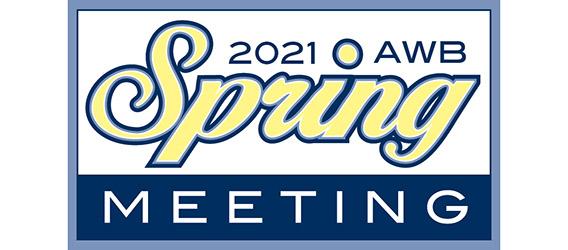 2021 AWB Spring Meeting logo